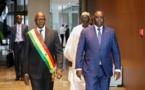 """VIDEO - Le vibrant hommage de Macky Sall à Ousmane Tanor Dieng: """"Je perds un ami fidéle et loyal"""""""