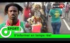 """Finale CAN 2019 - Alassane Ndour: """" Jom ak fiit, nioy tax nu gagné match bi..."""" (Audio)"""