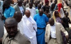 Dernière minute - Me Abdoulaye Wade débarque à Touba