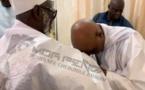 PHOTOS - Touba: Me Abdoulaye Wade reçu par le Khalife général des Mourides