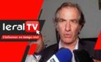 """Confidence de S. E Christophe Bigot: """"Mon regret c'est de ne pas..."""""""
