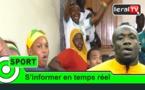 """VIDEO - Finale CAN 2019: Ambiance chez Mbaye Diagne après la défaite des """"Lions"""" face à l'Algérie 1-0"""