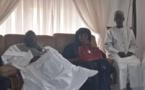 PHOTOS - Condoléances chez OTD : La première Dame, Marième Faye Sall en solitaire, auprès de la famille de feu Tanor Dieng