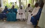 Condoléances : Wade envoie une délégation chez OTD, Oumar Sarr et  Me Amadou Sall absents (images)
