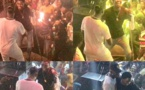 "VIDEO - L'international Mbaye Diagne continue la fête au ""Vogue"" avec Wally Seck"