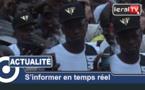 VIDEO - UCAD: Sadio Mané étouffé par une foule complètement déjantée