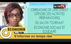 VIDEO - Préparatifs du Salon Tournant économie sociale et solidaire: Discours intégral de Zahra Iyane Thiam