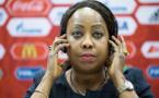 La nomination de Fatma Samoura à la CAF, contestée