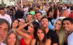 VIDEO - La soirée mouvementée de Lionel Messi à Ibiza