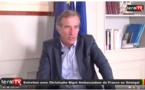 VODEO - Interview intégrale: Christophe Bigot à cœur ouvert sur le Sénégal, l'Afrique, le Franc Cfa...