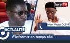 """VIDEO - Arrestation de Taïb Socé / Les mises au point de Mame Mactar Guèye: """"Gnouy yak dère,Taïb..."""""""
