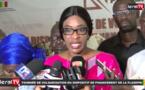 """VIDEO - Zahra Iyane Thiam: """"Nous avons pu mettre en oeuvre la vision de l'économie sociale et solidaire"""""""