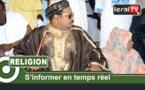 """VIDEO - Ahmed Khalifa Niasse à S. Abdou Karim Mbacké: """"Beugue Serigne Touba bagne la, ay..."""""""