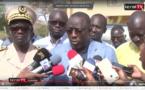 UGB:  Le ministre Cheikh Oumar Hann fait le point sur l'état d'avancement des chantiers