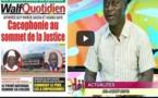 REPLAY Walf TV - Actualité (avec Aliou Sall) - Petit Déj du 06 août 2019