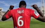 Transferts : Sidy Sarr quitte Châteauroux pour Nîmes (officiel)