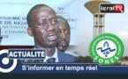 """VIDEO - Qualité de l'eau à Dakar: """"Il n'y a pas d'eau noirâtre"""" dixit le Directeur général de la Sones"""
