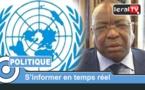 VIDEO - Entretien exclusif avec Mankeur Ndiaye suite à sa nomination de Représentant Spécial du SG de l'ONU en RCA