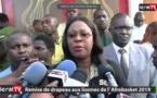 """VIDEO - Néné Fatoumata Tall: """"Le président de la République a relevé le défi de l'organisation de l'Afrobasket"""""""