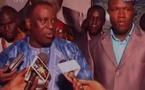 La candidature de Wade est danger pour l'afrique par Gadio