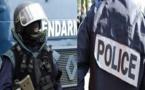 Un gendarme auxiliaire et un policier impliqués dans une série de cambriolages