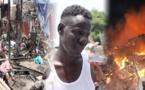 VIDEO - Incendie à Liberté 6: entre tristesse et désolation, les marchands déboussolés,« niak nagn plus de 3 millions »