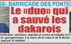 «OPÉRATION TABASCRISE 2019» DANS LE «MACKY» - Comment les «officiers» Bâ et Boye ont sauvé le régiment de Dakar d'une humiliation certaine?