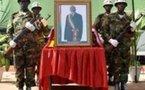 Guinée-Bissau: le président Malam Bacaï Sanha inhumé après un hommage solennel