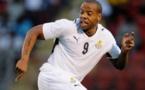 L'ancien attaquant ghanéen Junior Agogo décède à 40 ans