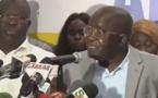 """VIDEO - Oumar SARR: """"La légalité est avec nous et nous n'hésiterons pas à..."""""""