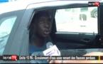 VIDEO - Unité 15 des PA: Écoulement d'eaux usées venant de fosses perdues