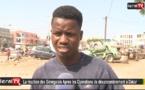 La réaction des sénégalais après le désencombrement à Dakar