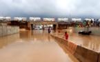 VIDEO - Rufisque: Le Tunnel du Ter entièrement rempli d'eau de pluie