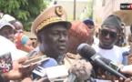 """VIDEO - Alioune Badara Samb (Préfet de Dakar): """"Le domaine public ne peut faire l'objet d'une..."""