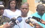 """VIDEO - Mamadou Saliou Sow, Secrétaire d'Etat auprès du ministre de la Justice: """"500 lits sont prévus pour la prison de..."""""""