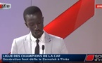 TFM REPLAY - SOIR D'INFO FRANCAIS - Pr : ARAME TOURÉ - 13 Septembre 2019