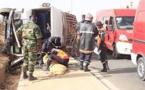 Mbour : Un accident de la circulation fait 2 blessés