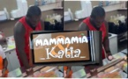 VIDEO - Balla Gaye 2 au MAMMAMIA Chez Katia, en mode vendeur de crème-glace