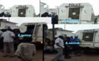 VIDEO - Arrestation de Ibou Diop, celui qui a nuitamment saccagé le stade de Mbacké