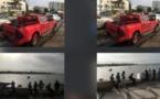 (PHOTOS)- Chavirement aux îles de la Madeleine: Les opérations de recherche reprises par les Sapeurs-pompiers