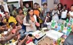 PHOTOS - Admirez les belles images de l'anniversaire d'Aïda Samb