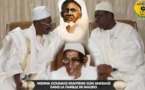 VIDEO - Le Khalife de Médina Gounass désavoue Ahmed Khalifa Niasse devant Macky Sall