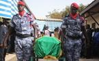[Vidéo-Photos] Levée du corps de l'agent de police Fodé Ndiaye