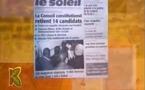 Revue de presse du Lundi 30 Janvier