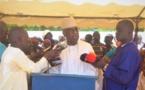 INONDATIONS : Me Malick Sall au chevet des populations du Fouta