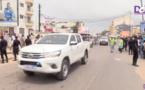 VIDEO - Arrivée du Khalife Général des Mourides Serigne Mountakha Mbacké à Dakar