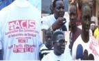 """MANIFESTATION des commerçants du marché Sandaga: """"L'Etat veut nous supprimer pour..."""""""