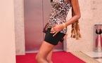 Le top model Khadija Diallo parmi les plus belles invitées du dernier concours Miss Sénégal!