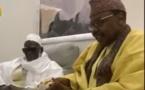 VIDEO -  Serigne Mountakha Mbacké reçoit Serigne Pape Malick Sy