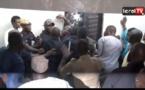 VIDEO - Regardez comment c'était difficile pour Me Wade d'accéder au khalife.... (Des coups de matraque enregistrés)